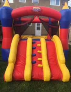 Winnipeg Kids Bouncer Rental for Birthday Parties and Special Occasions